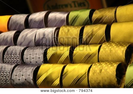 Collection of ties - 2
