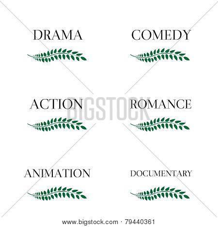 Film Genres Green Laurel