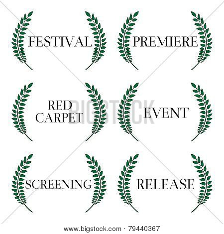 Film Premiere Green Laurels