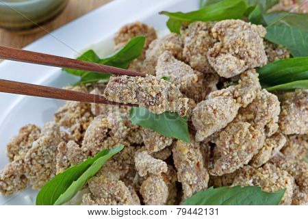 Chinese Fried Chicken Ready To Eat