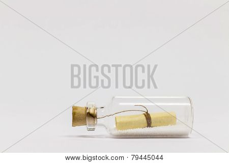 Message In Bottle