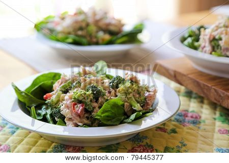 Salads For Lunch
