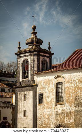 Church in Obidos