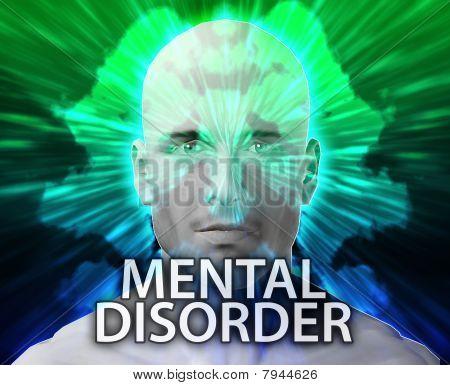 Male Psychiatric Mental Disorder