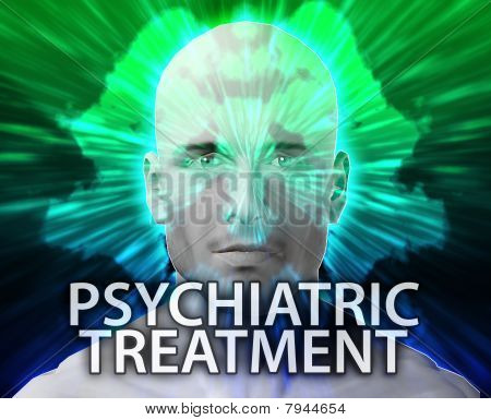 Male Psychiatric Treatment
