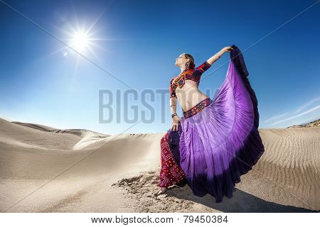Dance In The Desert