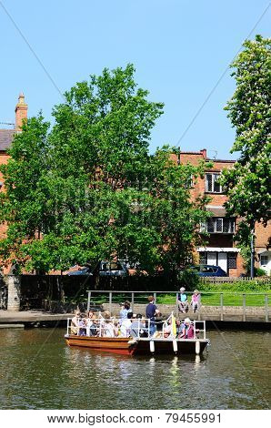 Foot ferry, Stratford-upon-Avon.