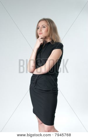 Thinking Woman - Business Collection