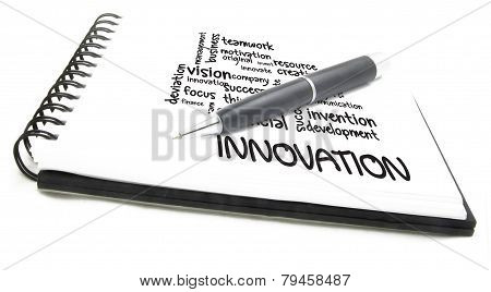 word cloud Innovation
