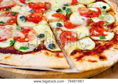 Super Healthy Pizza