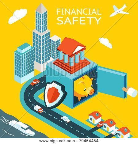 Financial safety and money making