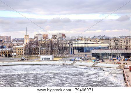 City Saint Petersburg