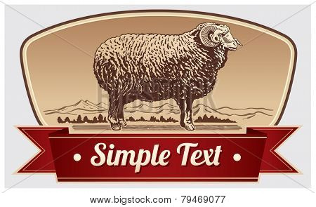 Graphical Ram, Sheep.