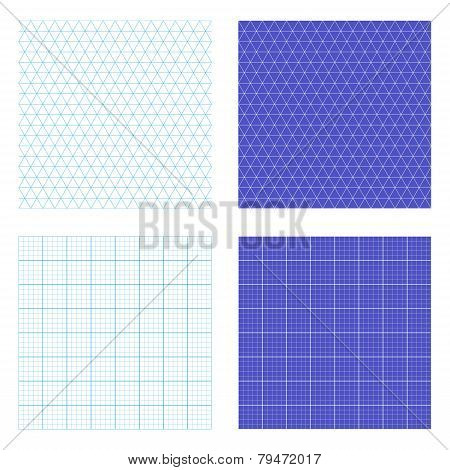 Repeating Graph Paper