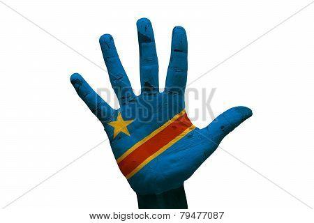 Palm Flag Zaire