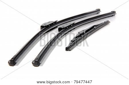 Cars windshield wipers