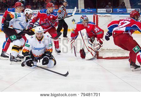 Berdnikov Vadim (8) Fall Down