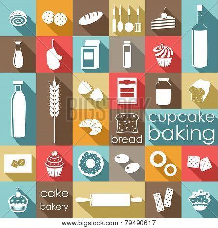 Baking Flat Set.