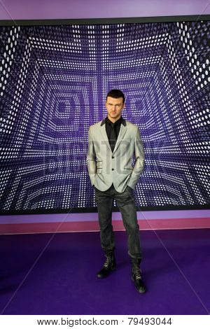 Justin Timberlake Figure