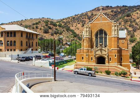 Catholic Parish In Bisbee