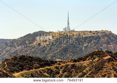 Hollywood Symbolic Letters