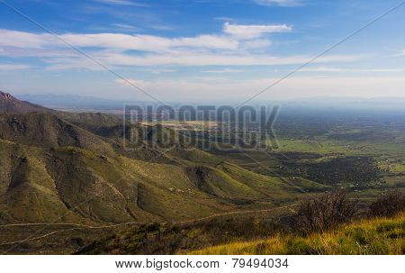 Sonoran Desert Mountains