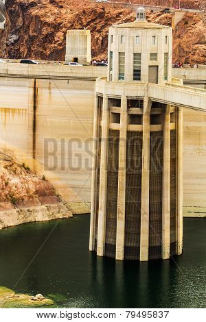 Hoover Dam - Intake Tower