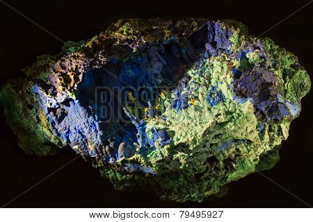 Copper Ore - Azurite