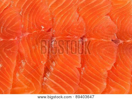 Salmon background