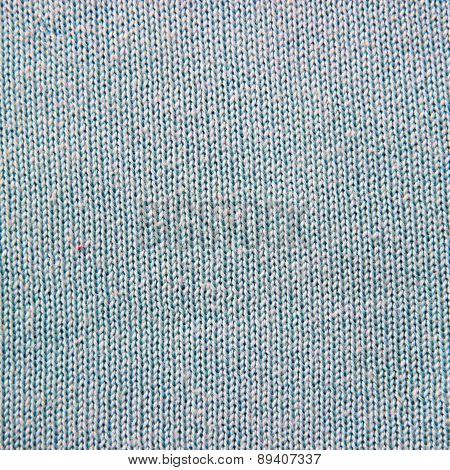 Knitwear Blue Texture