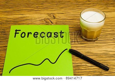 Forecast Graph Green Paper