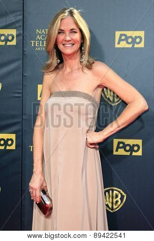 BURBANK - APR 26: Kassie DePaiva at the 42nd Daytime Emmy Awards Gala at Warner Bros. Studio on April 26, 2015 in Burbank, California
