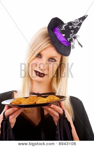 Witch With Treats