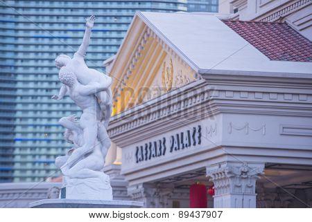 Las Vegas ; Caesars