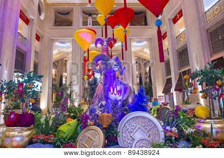 Las Vegas , Venetian Chinese New Year
