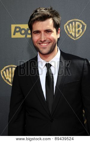 BURBANK - APR 26: Freddie Smith at the 42nd Daytime Emmy Awards Gala at Warner Bros. Studio on April 26, 2015 in Burbank, California