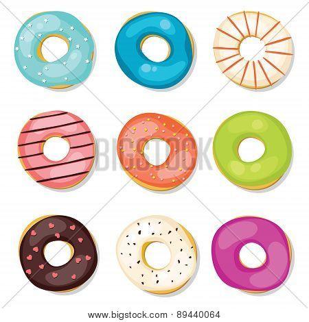 Donuts Set