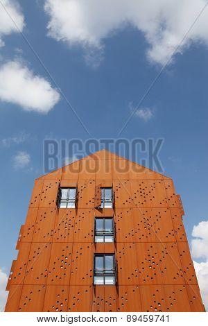 Performers house in Silkeborg, Denmark