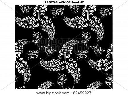 Proto-slavic ornament #2