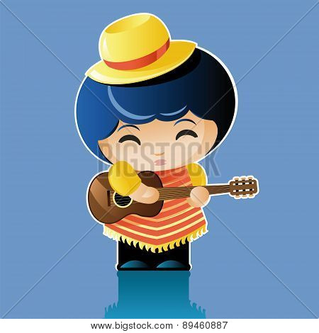 doll musician