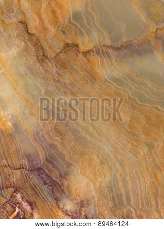 Yellow-red Beautiful Onyx