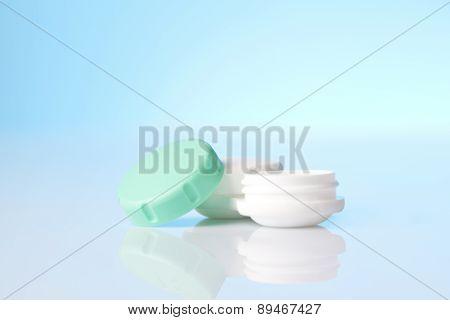 contact lenses case