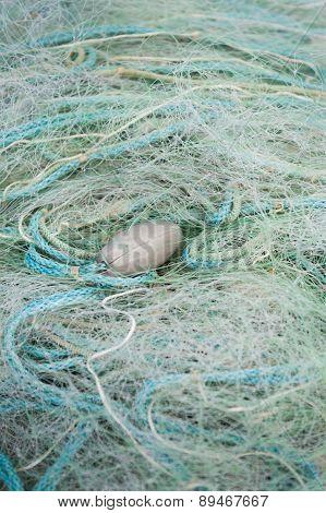 Fishing Nets, Weights & Rope