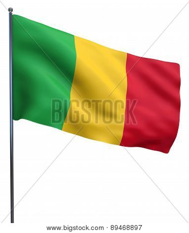 Mali Flag Image