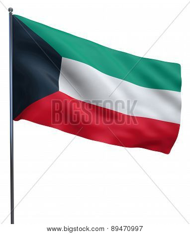 Kuwait Flag Image