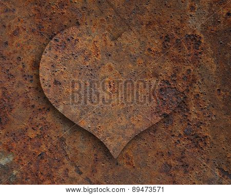 Heart Of Rust