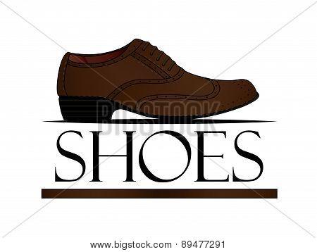 Shoes Vector Logo