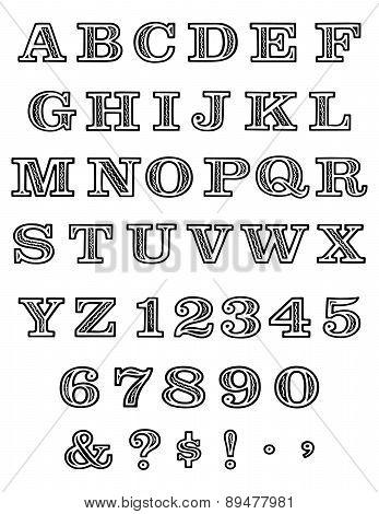 Batik Font