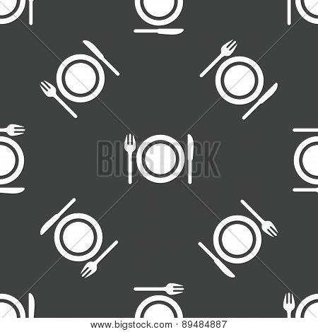Dishware pattern