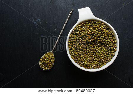 Raw Beans